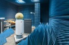 This is the radio-frequency anechoic chamber used for the experiment (credit: ITMO University)