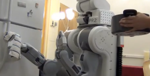 A robot that anticipates your actions (credit