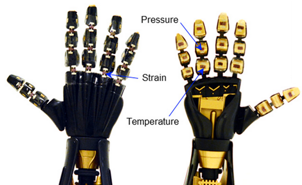 Artificial Skin Gives Robotic Hand A Sense Of Touch Awaken