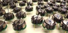 The Kilobots, a swarm of one thousand simple but collaborative robots. (Credit: Mike Rubenstein and Science/AAAS.)