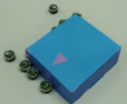Swarming robots push object (credit: University of Sheffield)