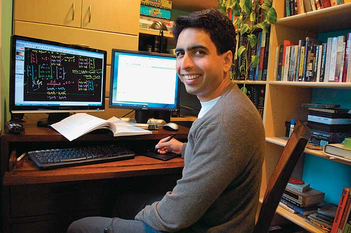 Sal Khan S Academy Sparks A Tech Revolution In Education