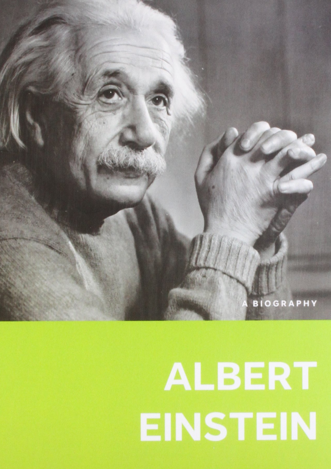 scientist - Albert Einstein -no. 1