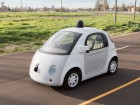 Our safety drivers will test fully self-driving vehicle prototypes like this one on the streets of Mountain View, Calif., this summer (credit: Google)