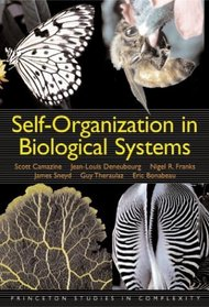 Self-Organization in Biological Systems book cover