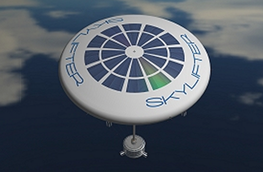 Skylifter Airship Could Carry 150 Ton Buildings Kurzweil