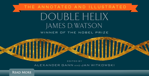 Double Helix by James D. Watson.