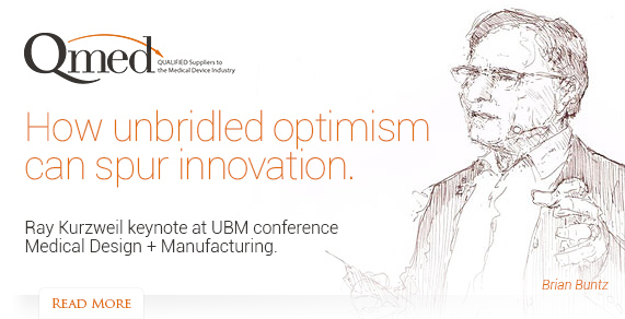 Qmed | How unbridled optimism can spur innovation