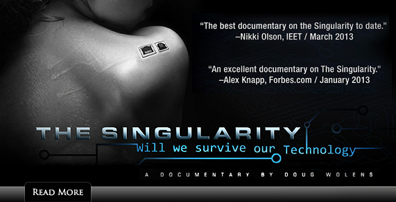 The Singularity. Will We Survive Our Technology.