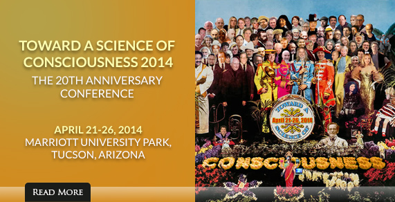 Toward a Science of Consciousness 2014.
