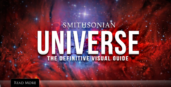 Smithsonian Universe. The definitive visual guide.
