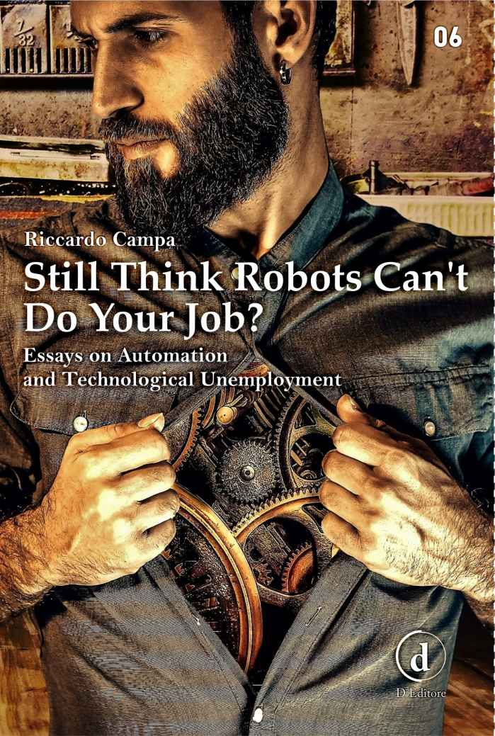 still think robots can t do your job essays on automation and   is artificial intelligence