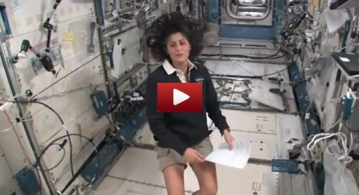 suni_williams_space_station_video