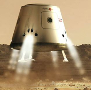 Mars One plans to establish human settlement on Mars in ...