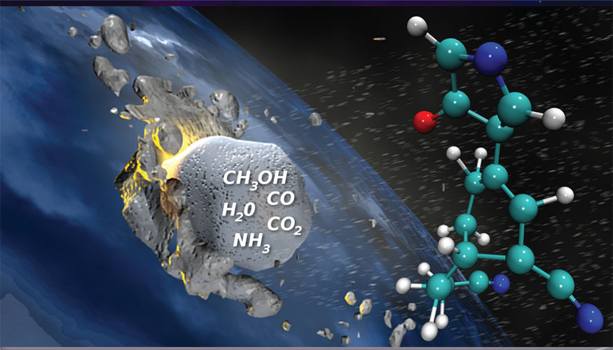 synthesis_of_prebiotic_hydrocarbons_in_impacts_of_simple_icy_mixtures_on_early_earth