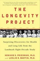 The Longevity Project book cover