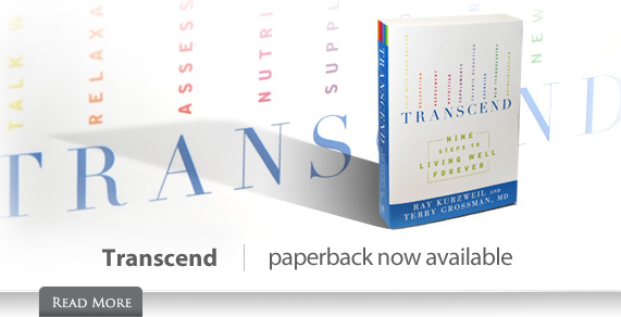 Transcend  Paperpack Now Available