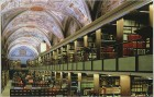 Vatican Library's reading room