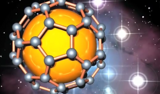 yellow molecule